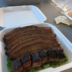 Rad Fondo BBQ Brisket turn in Norco