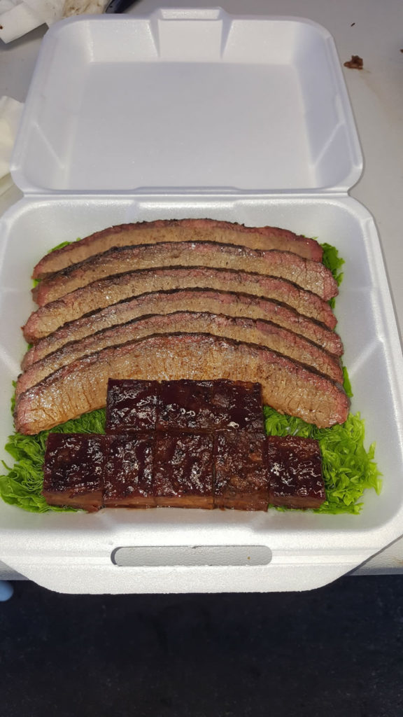 Newport beach BBQ Competition Brisket