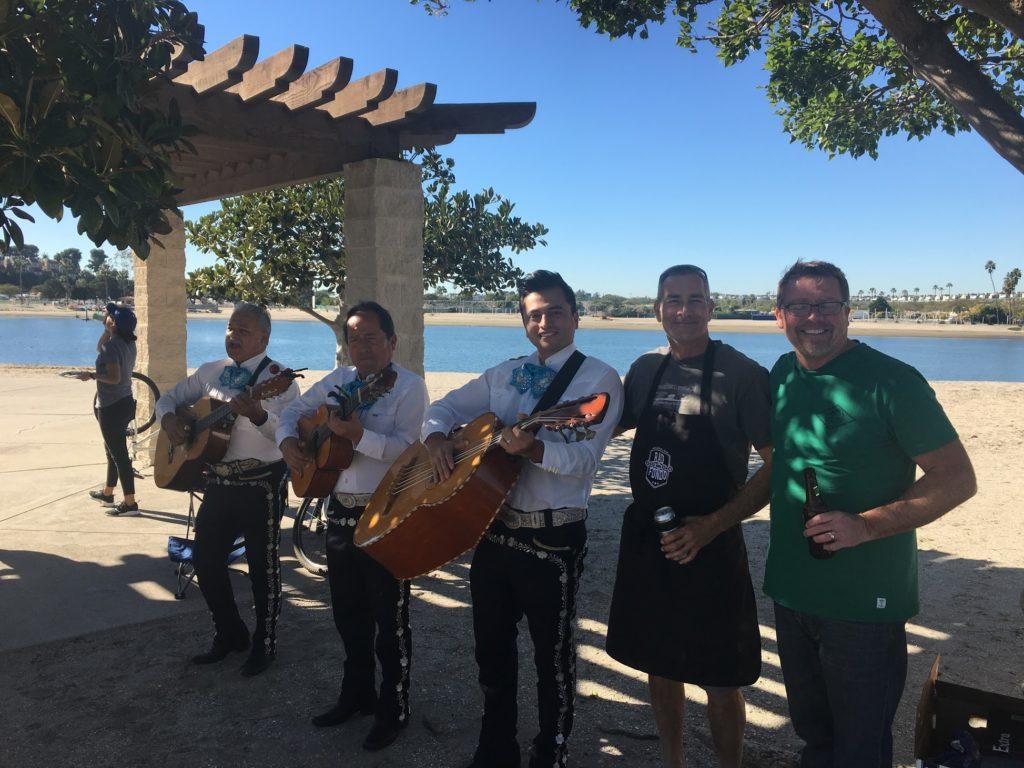 mariachi rad fondo style