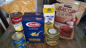 Rad Fondo Creamy Jalapeno Macaroni and Cheese ingrediants